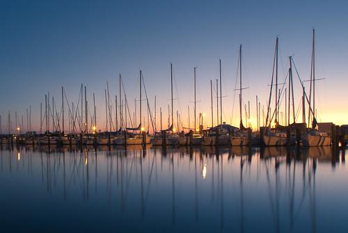 morning sunset sunrise scott boats photography dawn harbor pier boat louisiana dusk neworleans nola mohrman followyournola