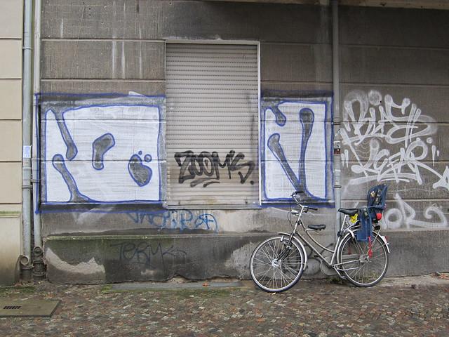 graffiti | zoom | berlin