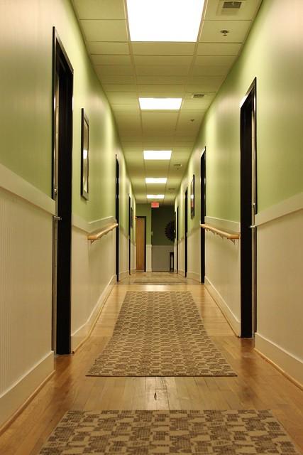 Hallway - Flourescent Mode