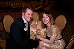 Mon, 2013-03-25 18:43 - Daniel & Eryn Bond Photo by Johnny Knight