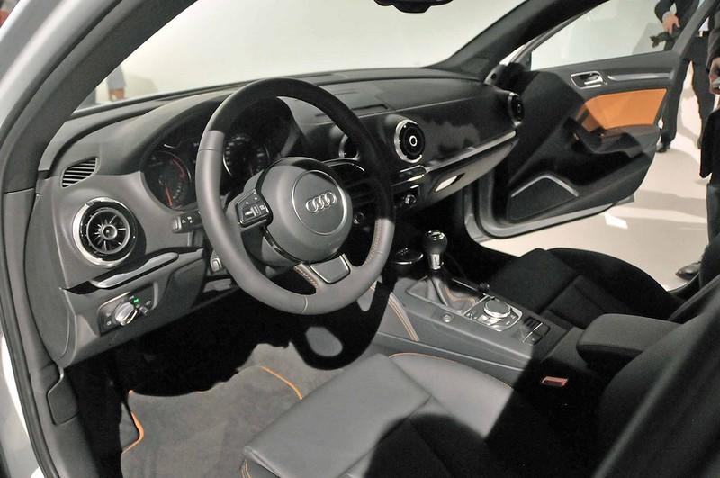 Audi A3 салон