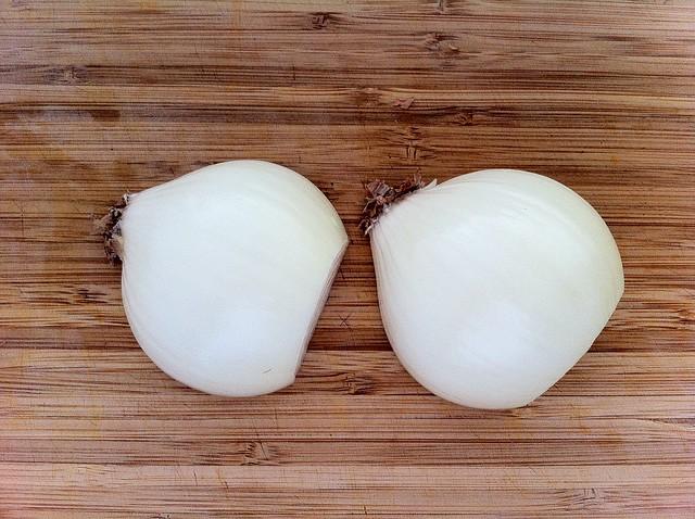 Onion Halves