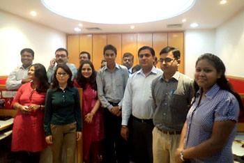 Subhadip, Sabyasachi, Debalina, Sui, Karishma, Prateek, Sachin, Jaijit, Pankaj & Mamta