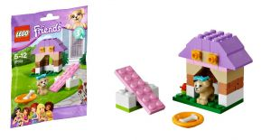 LEGO Friends Puppy's Playhouse