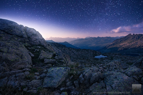 Alpine Firmament - Port de Ratera, Pyrenees, Spain