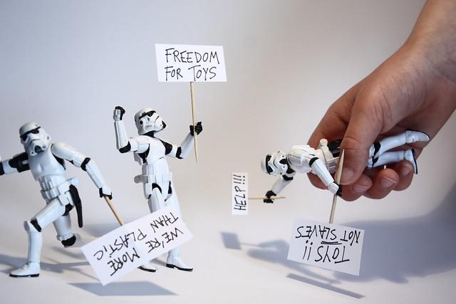 Toy Freedom