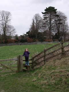 Walking Cotherstone 2010