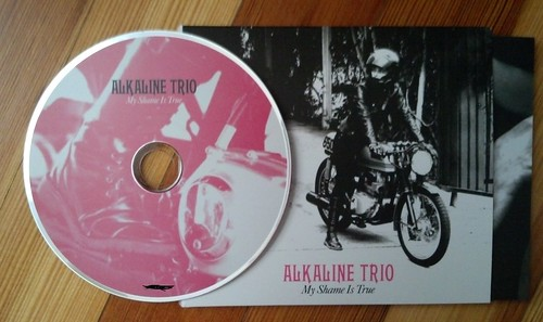 Alkaline Trio   My Shame Is True (2013) (MP3) [Album]