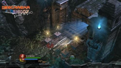Lara Croft y el guardian de la luz 2