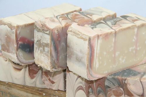 Cherry Almond Soap - The Daily Scrub (22)