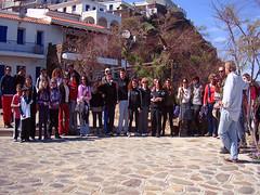 Hike Karavostamo - Arethousa. Morning Gathering (5)