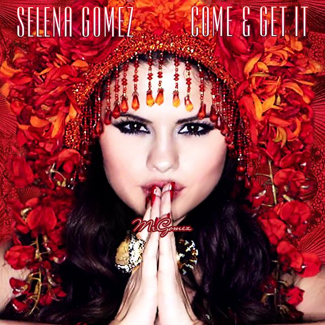 Selena Gomez - Come & Get It [Alternative Cover]