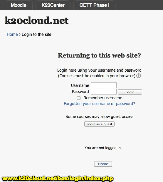 k20cloud.net Login