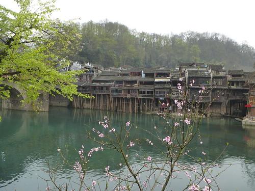 Hunan13-Fenghuang-Ville-Rive Nord (35)