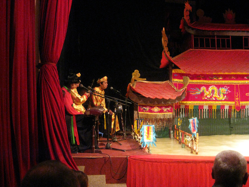 musicien vietnamien