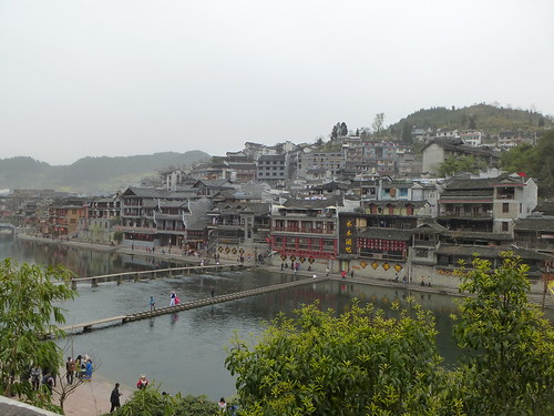 Hunan13-Fenghuang-Ville-Rive Sud (12)