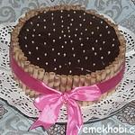 rulokatlı yaş pasta