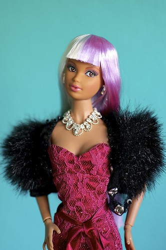 Nicki Minaj-inspired Steffie by alington