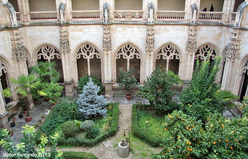 Monasterio de San Juan de los Reyes Toledo