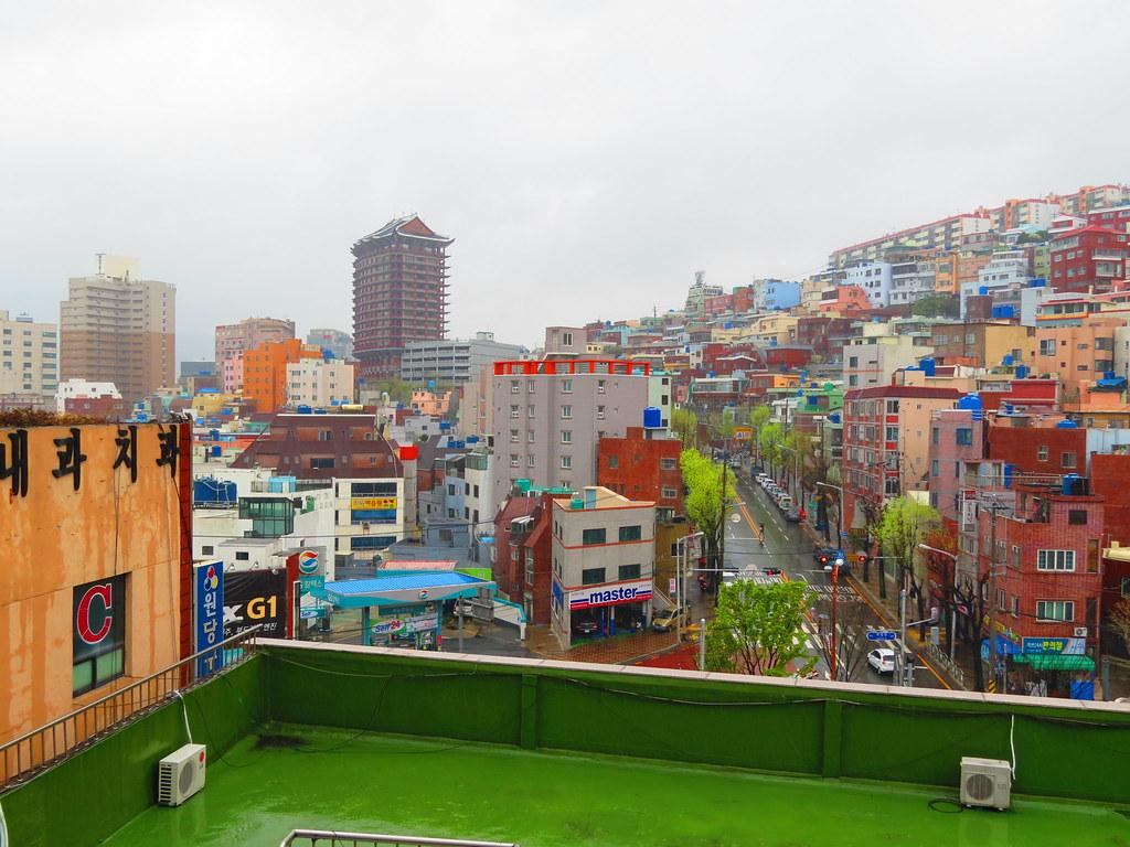 Busan Rain