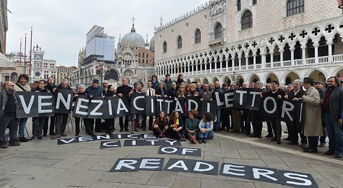 Venice, city of readers