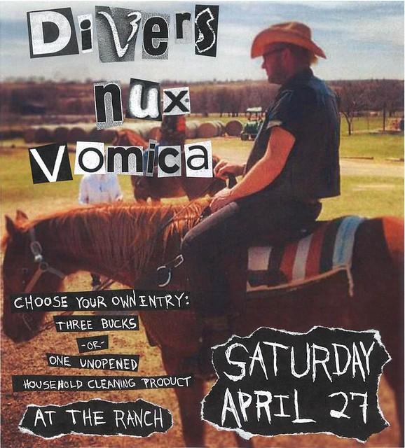 4/27/13 Divers/NuxVomica