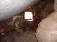 L'Oriu de Chera : vue de l'intérieur