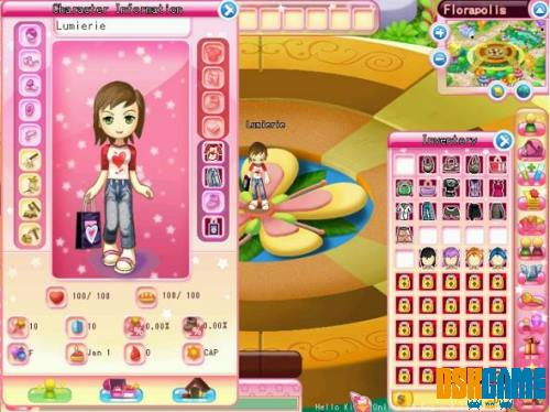 Hello Kitty Online 2