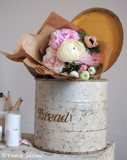 Love Lane Vintage flowers