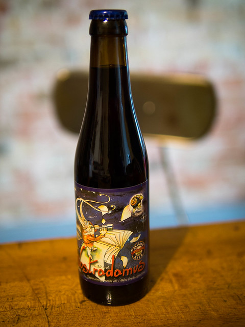 Craft Beer Week: Nostradamus by Brasserie Caracole Craft Beer beer review Beer