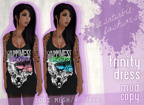 [IF] The Black Market Exclusive: Trinity Dress 2-Pack