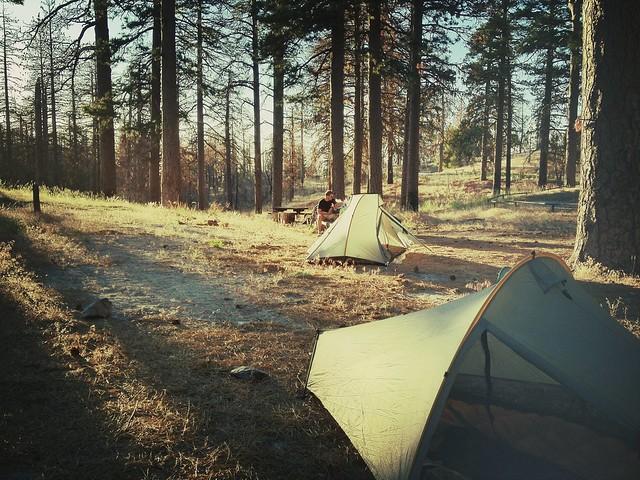 Messenger Flats Campground