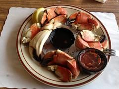 Chincoteague Stone Crab Claws
