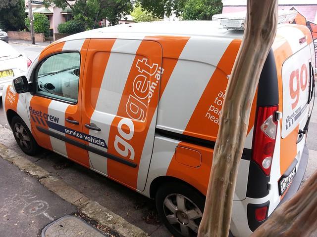 GoGet - Australia car share