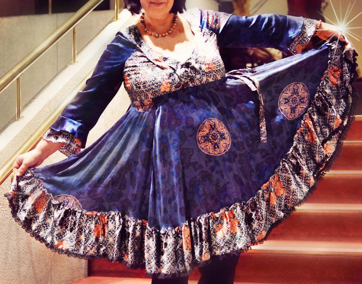 Nymph dress