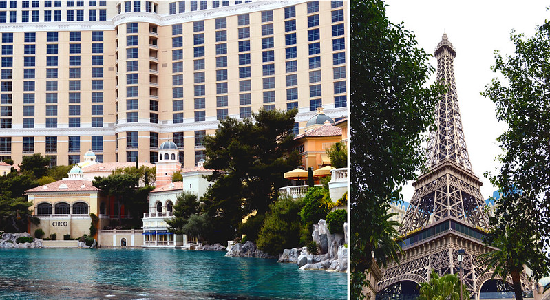 Bellagio & Paris