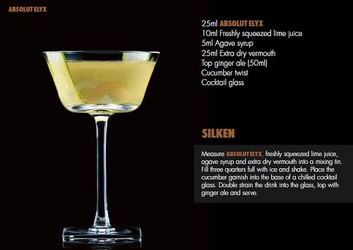 silken recipe