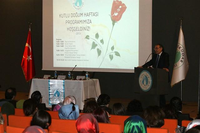 Kutlu Doğum Haftası etkinlikleri kapsamında Cemalnur Sargut ağırlandı 2