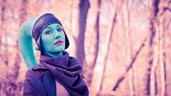 2013-04-20 Elf Fantasy Fair, edition Haarzuilens 2013, Tamara, Twi'lek