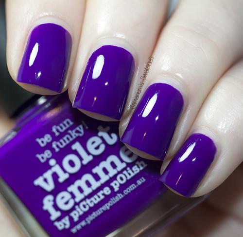 Picture Polish Violet Femme (3)
