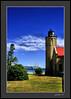 Mackinac, The Bridge The Lighthouse