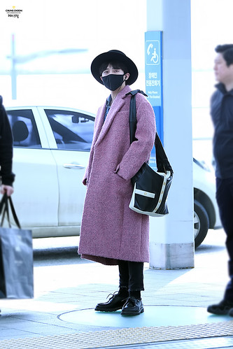 Big Bang - Incheon Airport - 21mar2015 - G-Dragon - avril_gdtop - 06