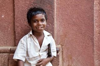 Fatehpur Sikri boy