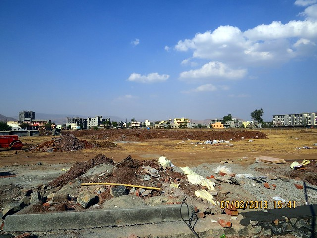 Site of Yashwant Nagar Plus, 1 BHK & 2 BHK Flats at Yashwant Nagar, Varale, Talegaon Dabhade, Taluka Maval, District Pune