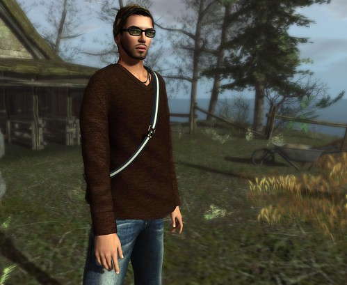 Fe Style - V Neck Sweater
