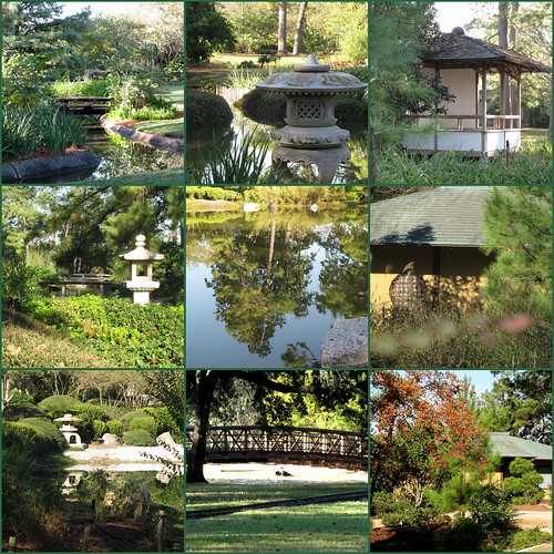 Mosaic Japanese Garden