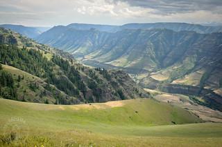 Imnaha River Valley