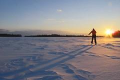 Snow, sun, ski!