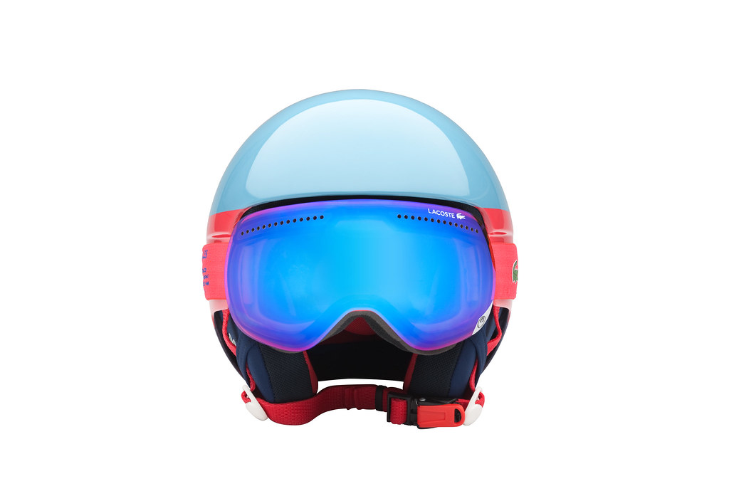 eb1961d05e45 ... Lacoste Lab for L!VE Ski Helmet