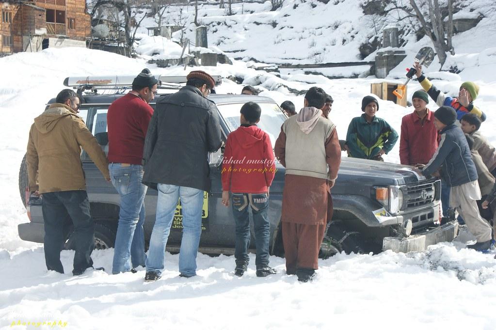 Muzaffarabad Jeep Club Neelum Snow Cross - 8471833946 d832851420 b